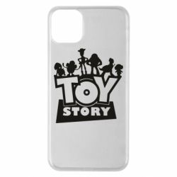 Чехол для iPhone 11 Pro Max Toy Story and heroes