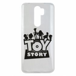 Чехол для Xiaomi Redmi Note 8 Pro Toy Story and heroes