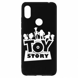 Чехол для Xiaomi Redmi S2 Toy Story and heroes