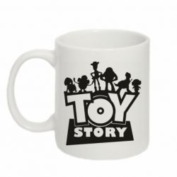 Кружка 320ml Toy Story and heroes