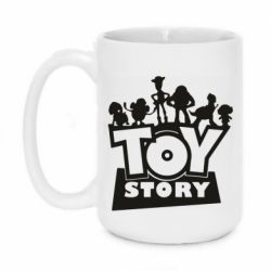 Кружка 420ml Toy Story and heroes