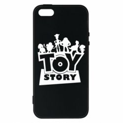 Чехол для iPhone5/5S/SE Toy Story and heroes
