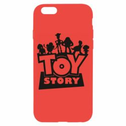 Чехол для iPhone 6/6S Toy Story and heroes