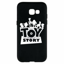 Чехол для Samsung A5 2017 Toy Story and heroes