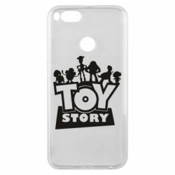 Чехол для Xiaomi Mi A1 Toy Story and heroes