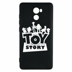 Чехол для Xiaomi Redmi 4 Toy Story and heroes