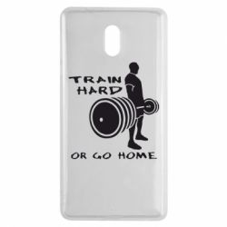Чехол для Nokia 3 Train Hard or Go Home - FatLine