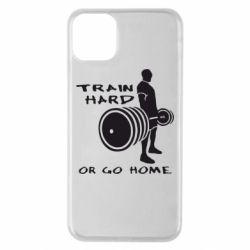 Чехол для iPhone 11 Pro Max Train Hard or Go Home