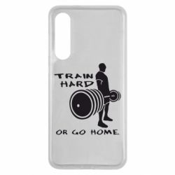 Чехол для Xiaomi Mi9 SE Train Hard or Go Home