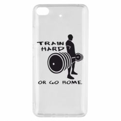 Чехол для Xiaomi Mi 5s Train Hard or Go Home - FatLine
