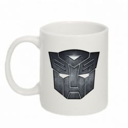 Кружка 320ml Transformers Logo - FatLine