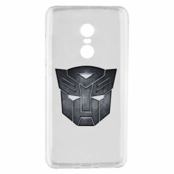 Чохол для Xiaomi Redmi Note 4 Transformers Logo