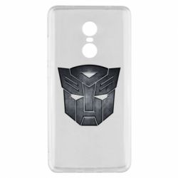 Чохол для Xiaomi Redmi Note 4x Transformers Logo