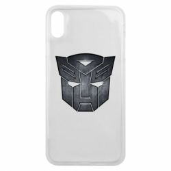 Чохол для iPhone Xs Max Transformers Logo