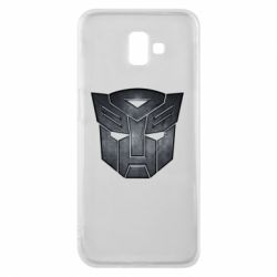 Чохол для Samsung J6 Plus 2018 Transformers Logo