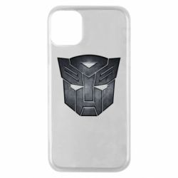Чохол для iPhone 11 Pro Transformers Logo