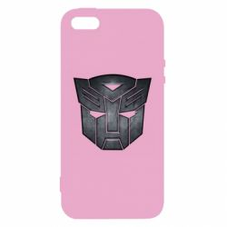 Чохол для iphone 5/5S/SE Transformers Logo