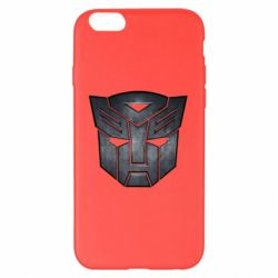 Чохол для iPhone 6 Plus/6S Plus Transformers Logo