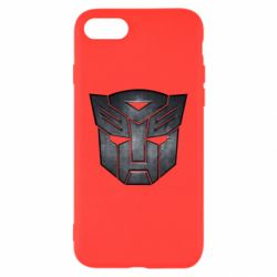 Чохол для iPhone 7 Transformers Logo