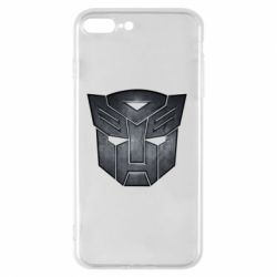 Чохол для iPhone 8 Plus Transformers Logo