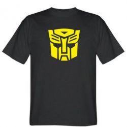 Мужская футболка Трансформеры Автоботы - FatLine