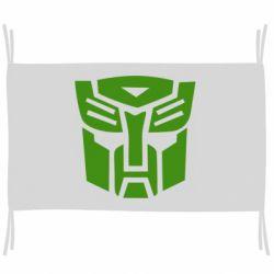 Флаг Трансформеры Автоботы