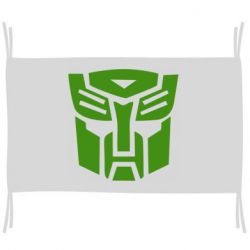 Прапор Трансформери Автоботи