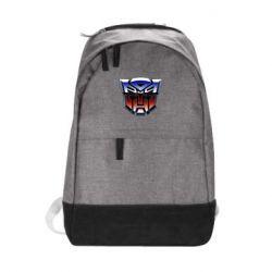 Рюкзак міський Трансформери Лого 1