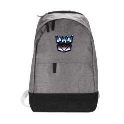 Городской рюкзак Трансформеры Лого 2