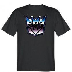 Мужская футболка Трансформеры Лого 2