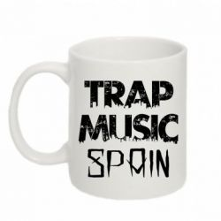 Кружка 320ml Trap music spain