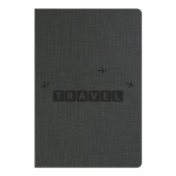 Блокнот А5 Travel and airplanes