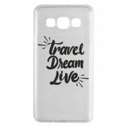 Чехол для Samsung A3 2015 Travel Dream Live