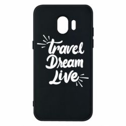 Чехол для Samsung J2 2018 Travel Dream Live