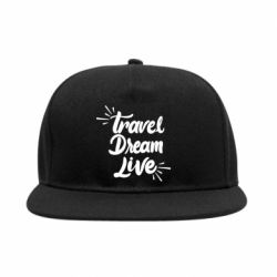 Снепбек Travel Dream Live