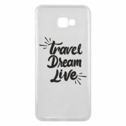 Чехол для Samsung J4 Plus 2018 Travel Dream Live