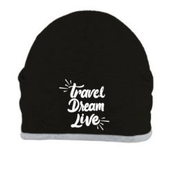 Шапка Travel Dream Live
