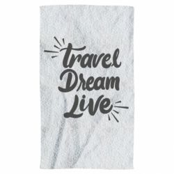 Полотенце Travel Dream Live