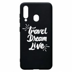 Чехол для Samsung A60 Travel Dream Live