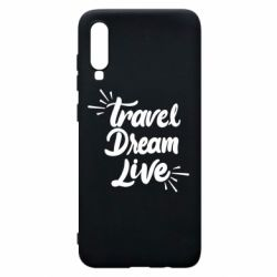 Чехол для Samsung A70 Travel Dream Live