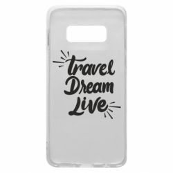 Чехол для Samsung S10e Travel Dream Live