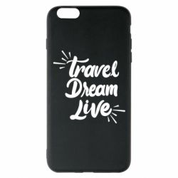 Чехол для iPhone 6 Plus/6S Plus Travel Dream Live