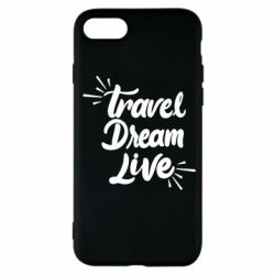 Чехол для iPhone 7 Travel Dream Live