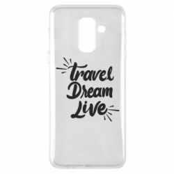 Чехол для Samsung A6+ 2018 Travel Dream Live