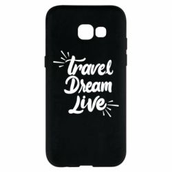 Чехол для Samsung A5 2017 Travel Dream Live