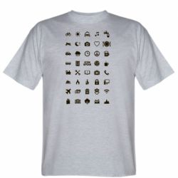 Мужская футболка Travel - FatLine