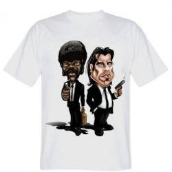 Мужская футболка Travolta & L Jackson