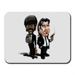 Коврик для мыши Travolta & L Jackson