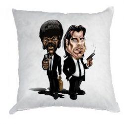 Подушка Travolta & L Jackson