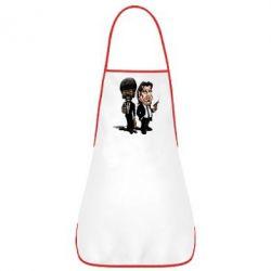 Фартук Travolta & L Jackson